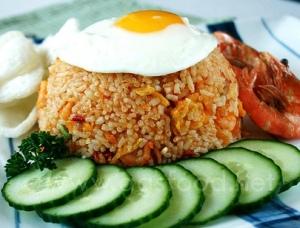 Indonesian Nasi Goreng