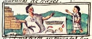 Aztecs and chili