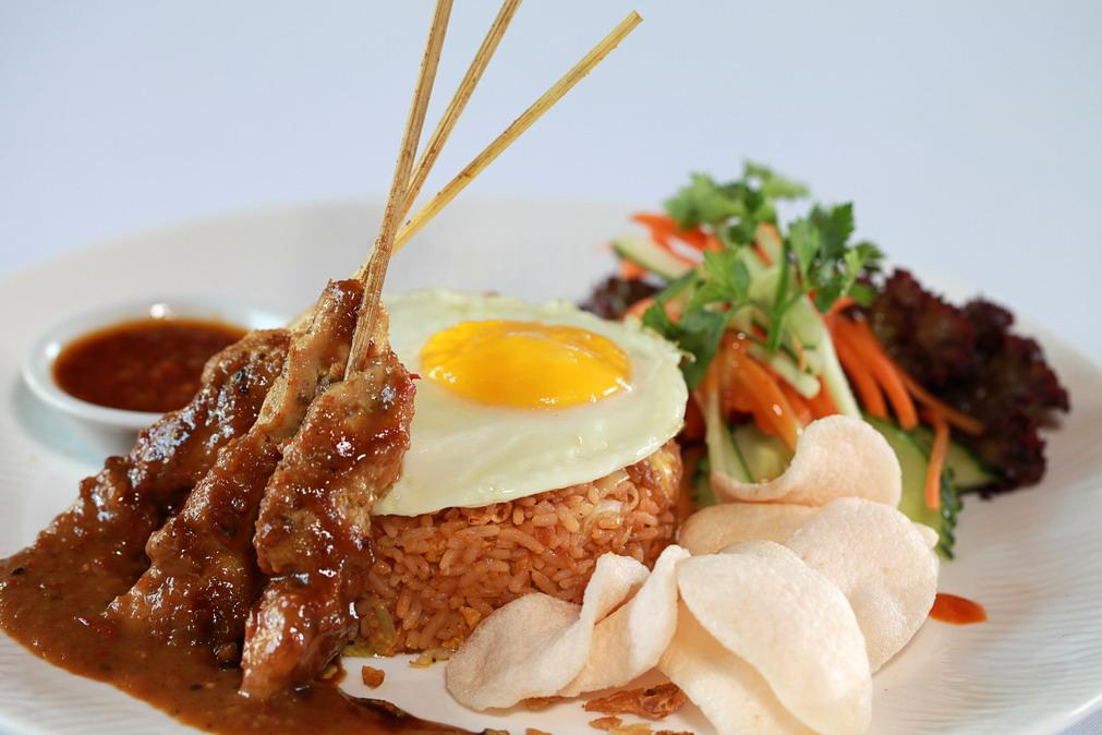 Nasi Goreng (Indonesian Fried Rice) | culinarygypsy