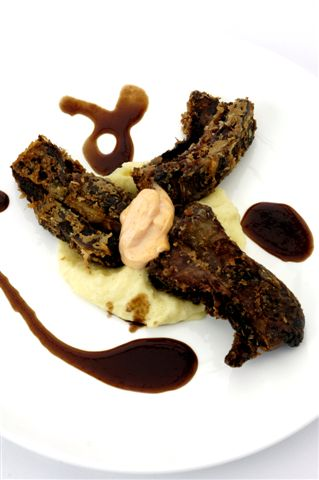 Twice cooked beef ribs (2)