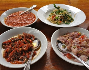 Selection sambals