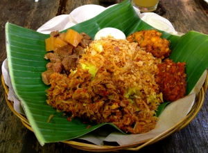 Nasi Kunning