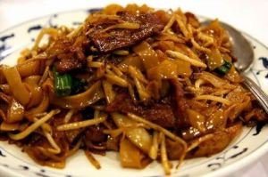 Singapore Beef Kway Teow