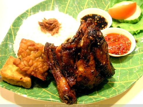 Ayam Bakar Bbq Chicken Culinarygypsy
