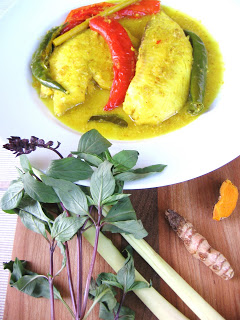 Padang Fish Curry