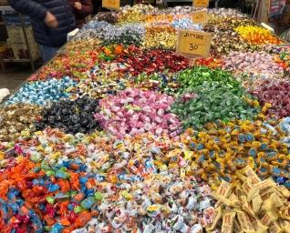 A Culinary Tour of HaTikva Market 13