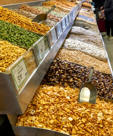 A Culinary Tour of HaTikva Market 14